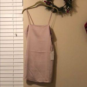 Cotton Candy LA Silk Dress